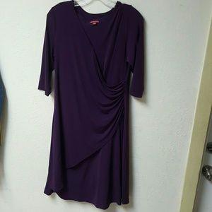 Merona Royal Purple Dress